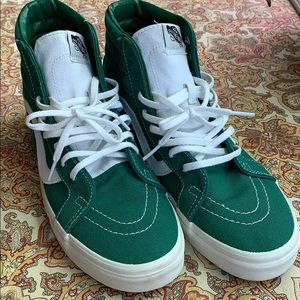 Vans high top shoes, size 10 1/2